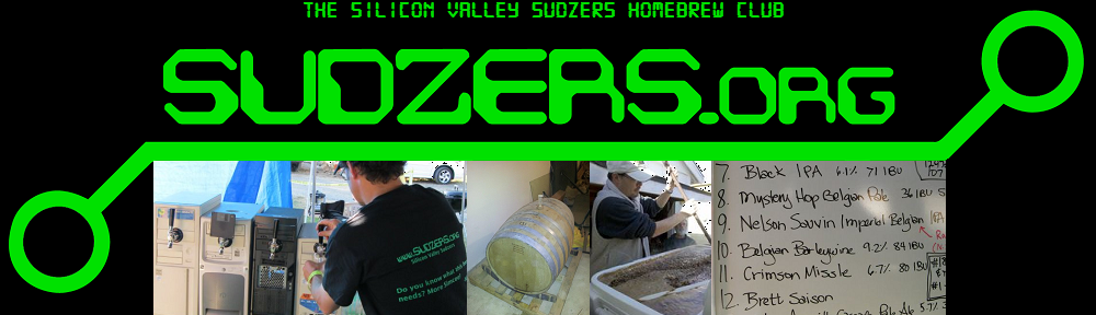 Silicon Valley Sudzers Homebrew Club