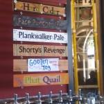 E.J. Phair tap list